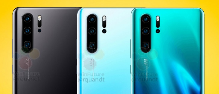 Two teasers and a hands-on video of the Huawei P30 Pro emerge