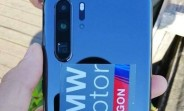 Huawei P30 Pro appears in hands-on photos