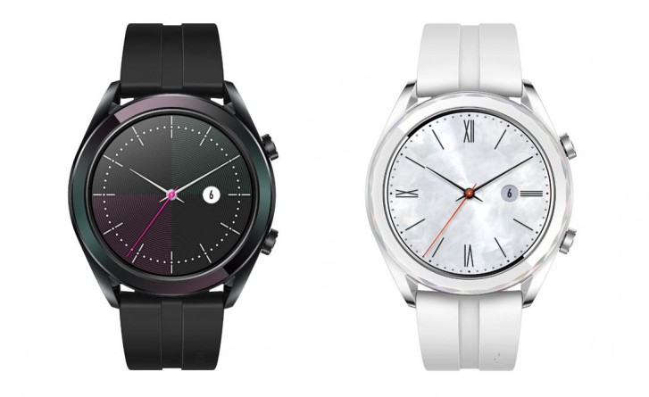 Huawei Watch GT gets Active and Elegant editions - GSMArena