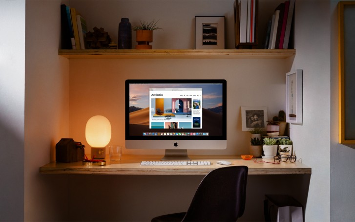 Apple updates iMac with new CPU and GPU options - GSMArena com news