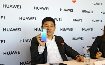 Interview: Huawei CEO, Richard Yu talks P30 cameras, folding phones and state of 5G