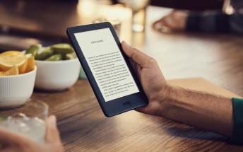Amazon updates base model Kindle with an illuminated display