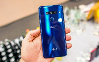 US pricing and availability for the LG G8 on Sprint, T-Mobile, Verizon, AT&T