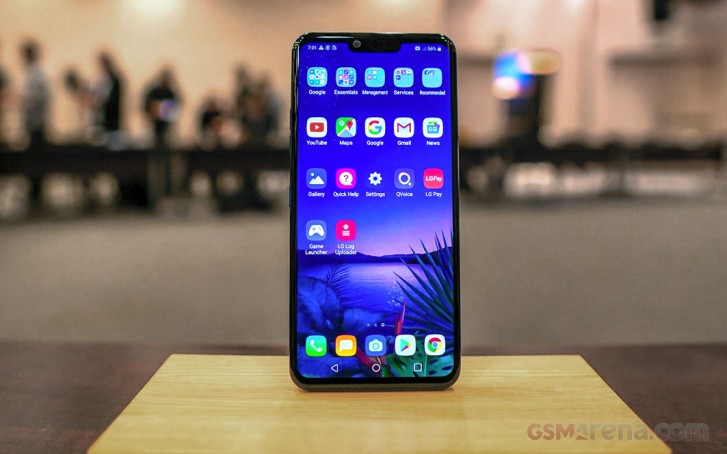 US pricing and availability for the LG G8 on Sprint, T