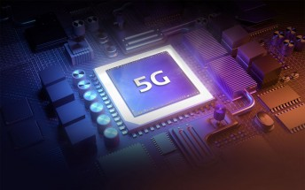 MediaTek is working on a 5G-capable chipset built on a 7nm process