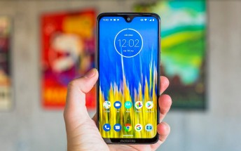 Moto G7 coming to India next week