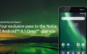 Nokia 2 gets much-awaited Android Oreo update