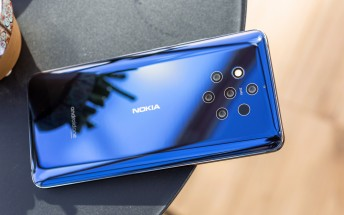 Nokia 9 PureView in for review