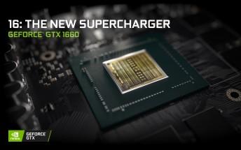 NVIDIA launches GTX 1660, starts at $219