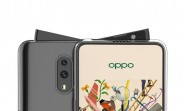 Oppo Reno leaks with the most unusual front-facing camera ever