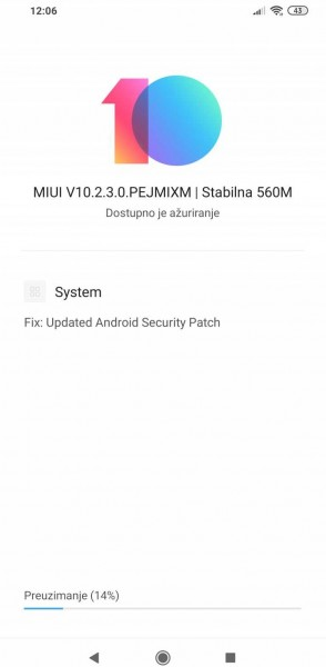 Pocophone F1 gets MIUI 10 2 3 0 stable update with February security
