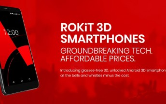 ROKiT officially launches phone lineup, a plethora of branded services