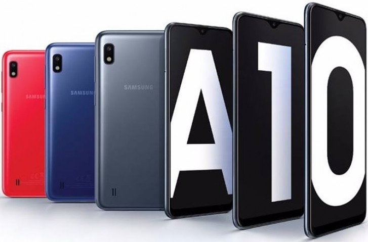 Samsung Galaxy A10 Goes On Sale In Pakistan Gsmarenacom News