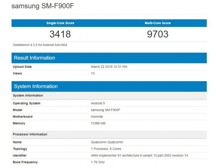 Galaxy A90 with 'notchless Infinity screen' spotted on Samsung site