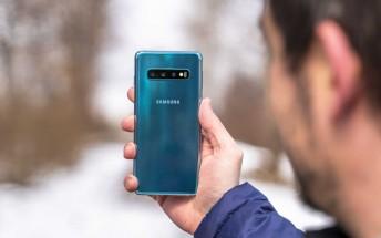 Samsung Galaxy S10 pre-orders in Korea fall behind Galaxy S9, Galaxy Note9