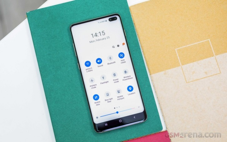 Multiple Samsung Galaxy S10+ owners report LTE issues with