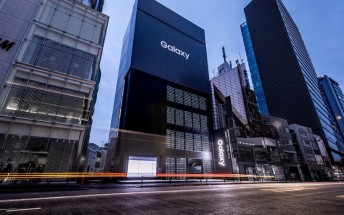 Samsung opens up the largest Galaxy store in Tokyo
