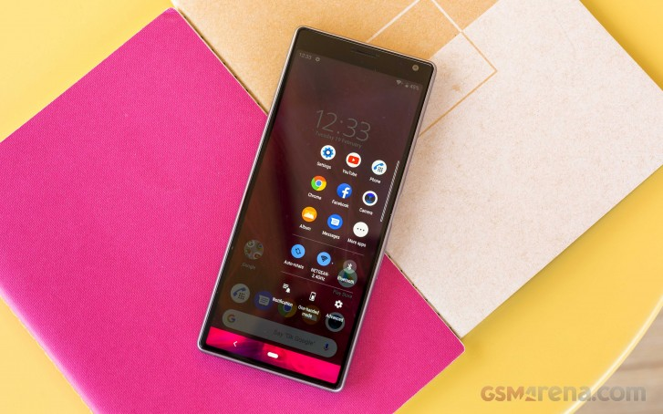 Sony Xperia 10 and Xperia 10 Plus in for review - GSMArena