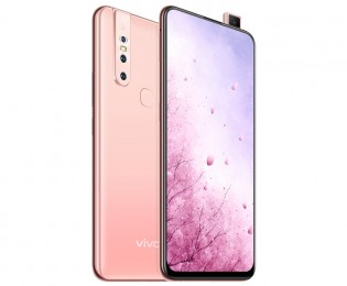 vivo S1 in Pet Pink color