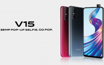 vivo V15 comes to India, sales start from April 1