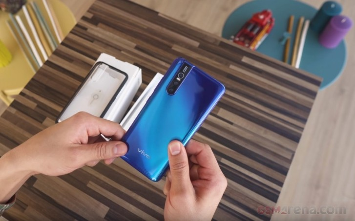 Our vivo V15 Pro video review is up
