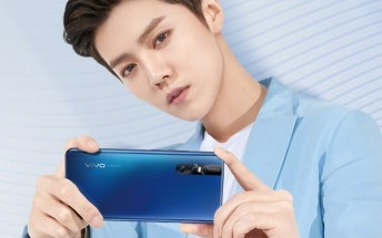 vivo X27 teaser videos and hands-on surface