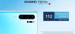 Huawei P30 Pro are una dintre cele mai avansate camere mobile de pe piață