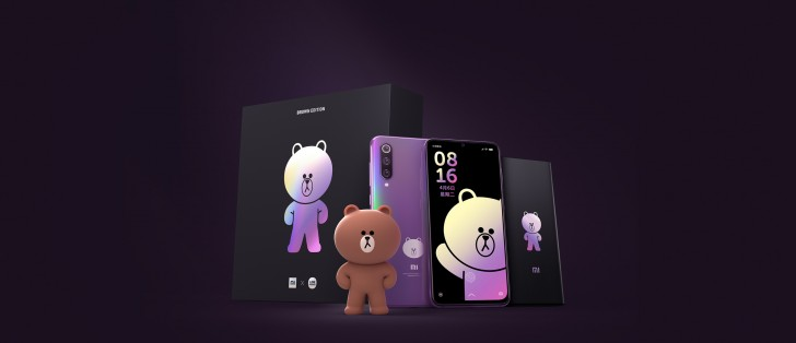 Xiaomi Mi 9 SE Brown Bear Edition unveiled, coming April 9