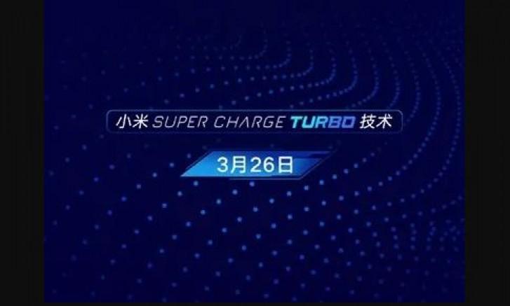 Xiaomi shows out 100W Super Charge Turbo - GSMArena com news