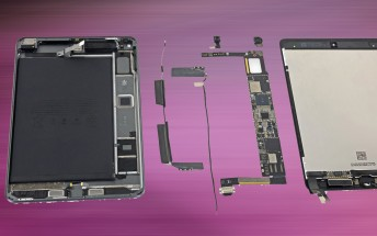 The iPad Mini 5 stays true to its Apple heritage with horrendous repairability