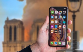 Apple pledges to donate for Notre Dame restorations