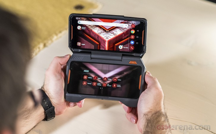 Asustek to launch next-generation ROG gaming phone in 3Q19