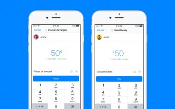 Facebook drops Messenger payments in UK and France