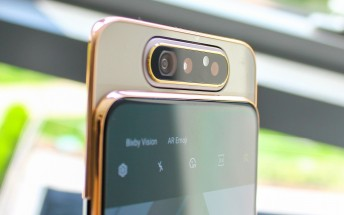 Here's what Samsung Galaxy A80 cases look like