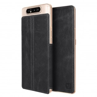 Olixar Slim Genuine Leather Wallet case