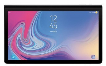 Samsung Galaxy View 2 renders leak showing a new hinged stand design