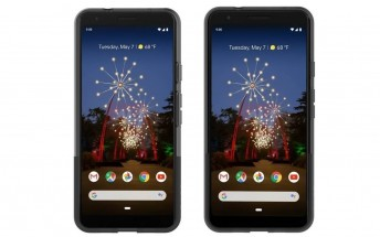 Google Pixel 3a and 3a XL official renders are here