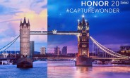 Honor 20 series to be announced on May 21