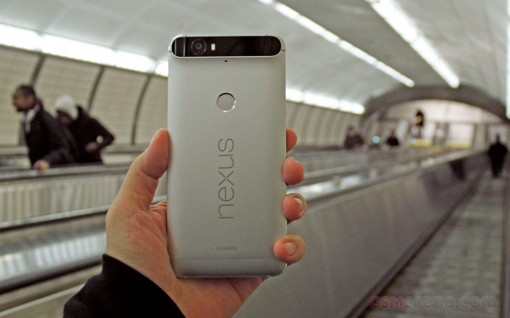 Nexus 6P Bootloop Issues Will Cost Google, Huawei $9.75M