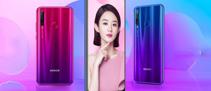 Honor 20i arrives with 32 MP selfie camera for under $300