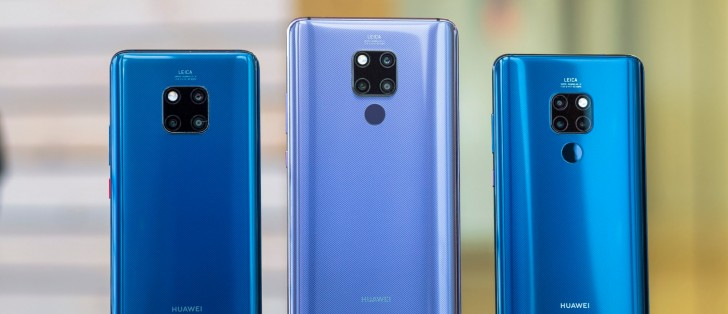 Huawei Mate 20 X 5G retail packaging leaks