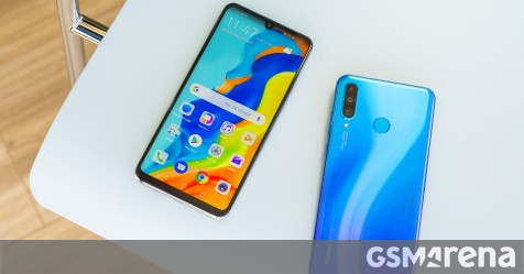 Huawei P30 Lite into their review – halids