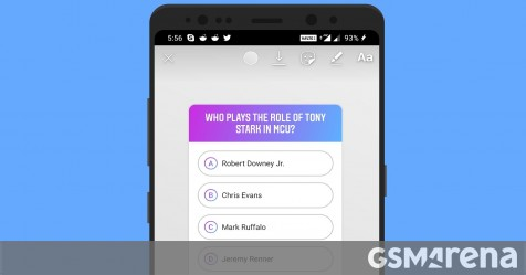 You can now ask multiple-choice questions in Instagram Stories
