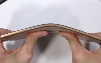 Apple's iPad mini 2019 gets bent out of shape in durability test, still works