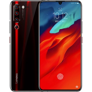 Lenovo Z6 Pro in Red and Green