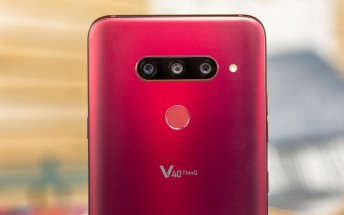 DxO Mark revises LG V40 ThinQ score, it's 94 now