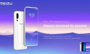 Meizu 16s unveiled with Snapdragon 855 and 48MP dual camera setup