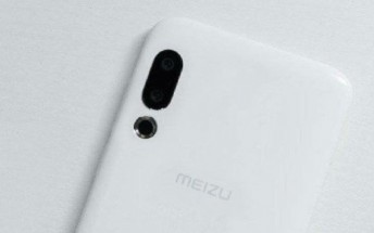 Meizu 16s confirmed to pack Snapdragon 855 and 48MP main camera