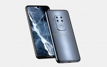Check out these images of Motorola's first quad camera smartphone