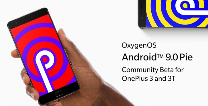 OnePlus 3 and OnePlus 3T are now receiving Android Pie beta update